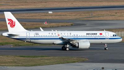 F-WWBB - Airbus A320-251N - Air China