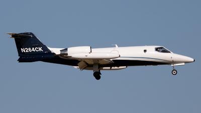 N264CK - Gates Learjet 35A - Kalitta Charters II