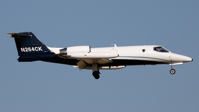 A picture of N264CK - Learjet 35A - Airnet - © Dayon Wong