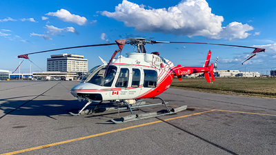 A picture of CFMOT - Bell 407 - Transport Canada - © Mark Brandon