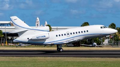 N377HW - Dassault Falcon 900 - Private