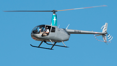 A picture of VHHLG - Robinson R44 - [14043] - © luke.priestley
