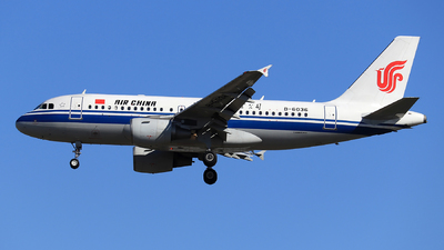 B-6036 - Airbus A319-115 - Air China
