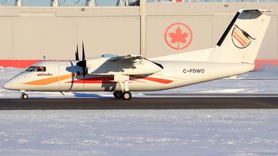 A picture of CFDWO - De Havilland Canada Dash 8100 - Air Creebec - © YoungKyun Shin