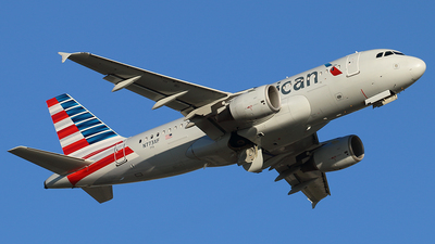 N773XF - Airbus A319-111 - American Airlines