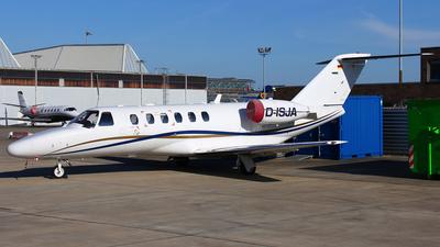 A picture of DISJA - Cessna 525A CitationJet CJ2+ - [525A0348] - © Andreas Fietz
