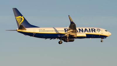A picture of EIEKJ - Boeing 7378AS - Ryanair - © Ramon Jordi