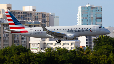 N509SY - Embraer 170-200LR - American Eagle (SkyWest Airlines)