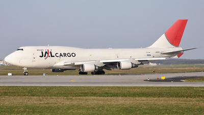 JA8911 - Boeing 747-446 - JAL Cargo