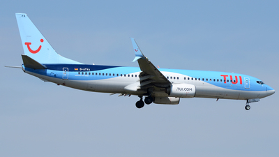 A picture of DATYA - Boeing 7378K5 - TUI fly - © Bjoern Huke