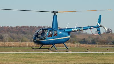 N844VB - Robinson R44 Raven II - Private