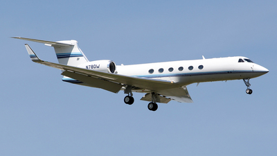 N780W - Gulfstream G-V - Private
