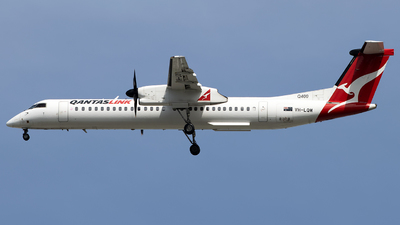 VH-LQM - Bombardier Dash 8-Q402 - QantasLink (Sunstate Airlines)