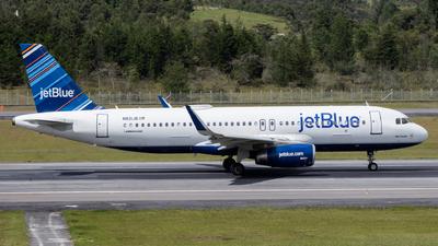 N821JB - Airbus A320-232 - jetBlue Airways
