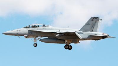 166925 - Boeing F/A-18F Super Hornet - United States - US Navy (USN)