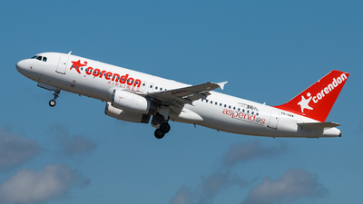 ZS-GAW - Airbus A320-231 - Corendon Airlines (Global Aviation)