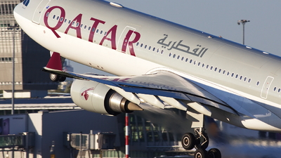 A7-AEB - Airbus A330-303 - Qatar Airways