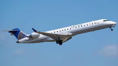 N786SK - Bombardier CRJ-702 - United Express (SkyWest Airlines)