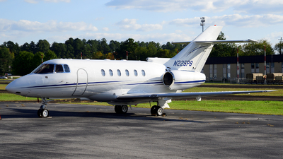 N225PB - Raytheon Hawker 800XP - Private
