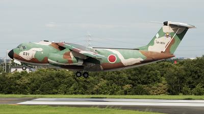 18-1031 - Kawasaki C-1 - Japan - Air Self Defence Force (JASDF)