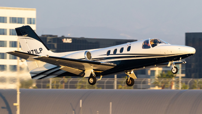 N71LP - Cessna 501 Citation SP - Private