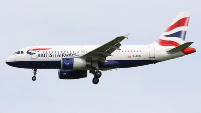 A picture of GEUPL - Airbus A319131 - British Airways - © Nigel Fenwick