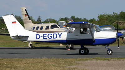 D-EGDY - Reims-Cessna F150G - Private