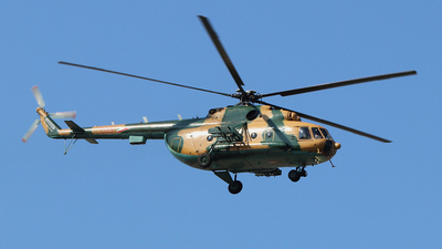 705 - Mil Mi-17 Hip - Hungary - Air Force