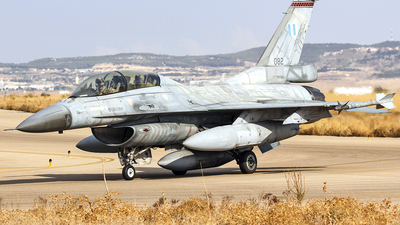 082 - Lockheed Martin F-16D Fighting Falcon - Greece - Air Force