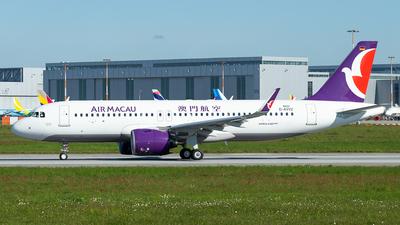 D-AVVZ - Airbus A320-271N - Air Macau