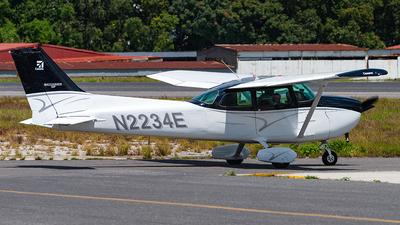 N2234E - Cessna 172S Skyhawk SP - Private