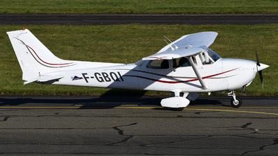 F-GBQI - Reims-Cessna F172N Skyhawk II - Aéropyrénées
