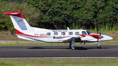 PP-BRV - Piper PA-42-720 Cheyenne IIIA - Brasil Vida Taxi Aéreo