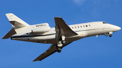 A picture of N926CJ - Dassault Falcon 900 - [026] - © George Lohmann