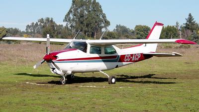 CC-ACP - Cessna T210M Turbo Centurion II - Private