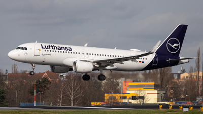 A picture of DAIZP - Airbus A320214 - Lufthansa - © kevin.hackert