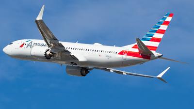 N316SE - Boeing 737-8 MAX - American Airlines