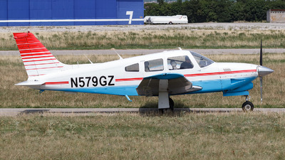 N957GZ - Piper PA-28RT-201 Arrow IV - Private