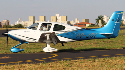 PP-JOY - Cirrus SR22 Grand - Private