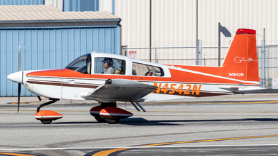 N4542N - Grumman American AA-5B Tiger - Private