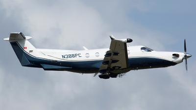 N388PC - Pilatus PC-12/45 - Private