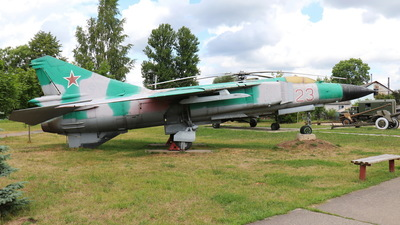 23 - Mikoyan-Gurevich MiG-23ML Flogger G - Belarus - Air Force