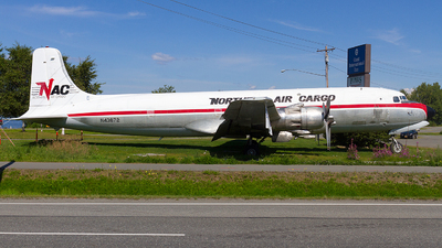 N43872 - Douglas DC-6A - Northern Air Cargo (NAC)