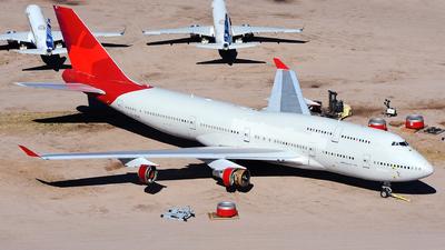 G-VGAL - Boeing 747-443 - Untitled