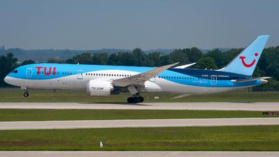 G-TUIO - Boeing 787-9 Dreamliner - TUI