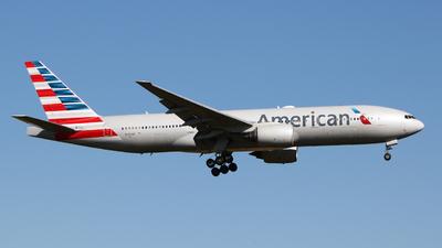 N782AN - Boeing 777-223(ER) - American Airlines