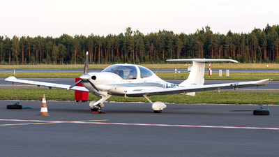 LN-NEZ - Diamond DA-40D Diamond Star TDI - Private