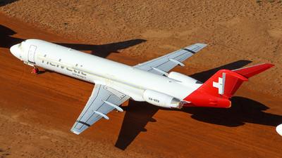 VH-VKN - Fokker 100 - Alliance Airlines