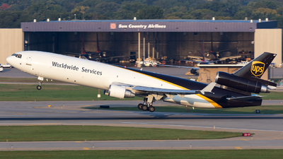 N294UP - McDonnell Douglas MD-11(F) - United Parcel Service (UPS)