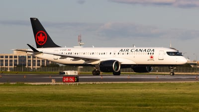 C-GTZH - Airbus A220-371 - Air Canada